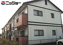 オアシス中央B棟[1階]の外観