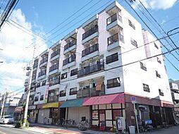 大阪府大阪市平野区平野西3丁目の賃貸マンションの外観