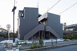 愛知県名古屋市中村区下中村町2丁目の賃貸アパートの外観