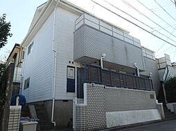 レオパレススエヒロ富岡[102号室]の外観