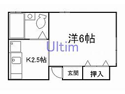 新田駅 2.1万円