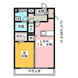 二宮駅 5.5万円