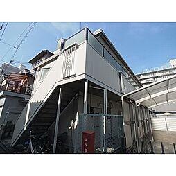 奈良県奈良市杉ケ町の賃貸アパートの外観