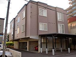 プラザ館ドーム前C棟[3階]の外観