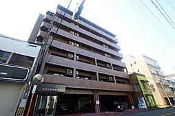 広島県広島市南区皆実町6丁目の賃貸マンションの外観