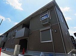 RealeB棟[2階]の外観