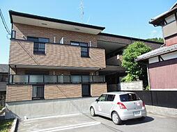 京都府京都市伏見区醍醐御陵東裏町の賃貸マンションの外観