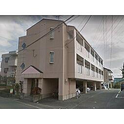 静岡県浜松市東区半田町の賃貸マンションの外観