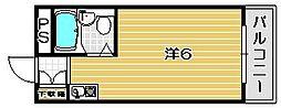 ファインI[2階]の間取り