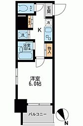 アーデン板橋[0506号室]の間取り