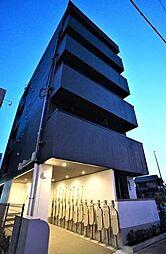 埼玉県さいたま市中央区鈴谷2丁目の賃貸マンションの外観