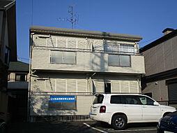 愛知県名古屋市千種区西崎町1丁目の賃貸アパートの外観