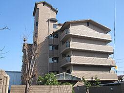大阪府羽曳野市恵我之荘3丁目の賃貸マンションの外観