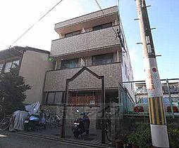 京都府京都市北区紫野東藤ノ森町の賃貸マンションの外観