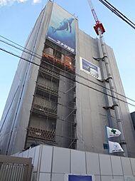 ラシーヌ天王寺南[2階]の外観