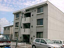 松田マンションD棟[101号室]の外観