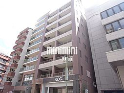 愛知県名古屋市中区栄5丁目の賃貸マンションの外観
