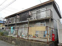 大阪府高槻市宮田町2丁目の賃貸アパートの外観