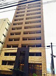 カスタリア堺筋本町[3階]の外観