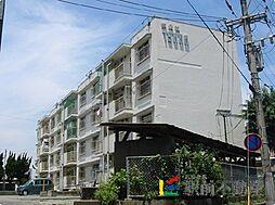 福岡県福岡市東区舞松原4丁目の賃貸マンションの外観