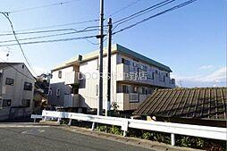 岡山県岡山市中区東山4丁目の賃貸マンションの外観