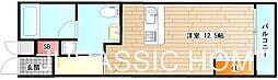 TKアンバーコート宿院[7階]の間取り