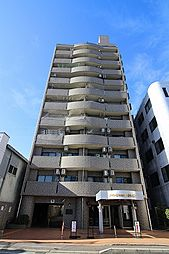 ライオンズマンション[10階]の外観
