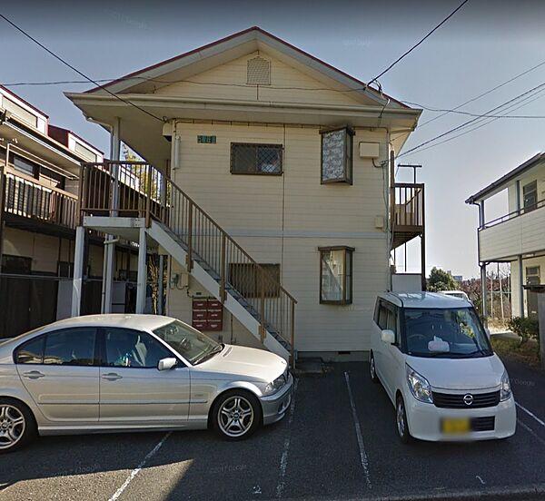 石塚荘II 2階の賃貸【神奈川県 / 藤沢市】