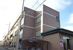第2エイサイハイム[3階]の外観
