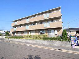 千葉県流山市後平井の賃貸アパートの外観