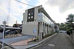 東京都足立区西伊興3丁目の賃貸アパートの外観