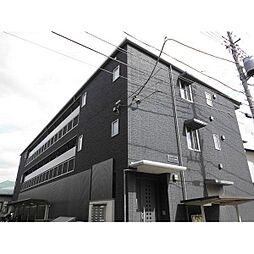 埼玉県さいたま市浦和区上木崎4丁目の賃貸マンションの外観