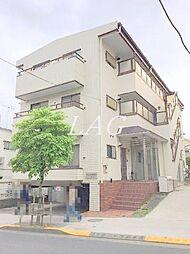サンハイム岡本[3階]の外観