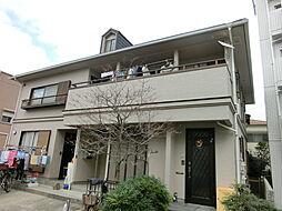 大阪府茨木市竹橋町の賃貸アパートの外観