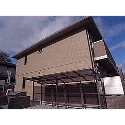 奈良県桜井市谷の賃貸アパートの外観