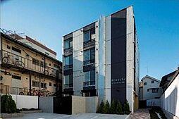 東京都中野区新井5丁目の賃貸マンションの外観