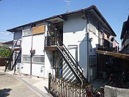 仲澤コーポ[101号室号室]の外観