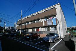 福岡県北九州市小倉南区日の出町1丁目の賃貸アパートの外観