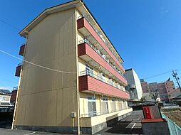 第3磯部コーポB棟[4階]の外観