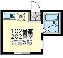 川崎駅 4.4万円
