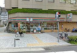 コンビニ「セブンイレブン大阪立売堀1丁目店」近くて便利なセブンイレブン