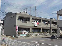 セントラルパーク A ・ B[2階]の外観