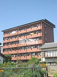 岐阜県大垣市笠木町の賃貸マンションの外観