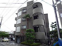 東京都足立区西綾瀬4丁目の賃貸マンションの外観