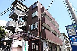 千葉県市川市鬼高3丁目の賃貸マンションの外観