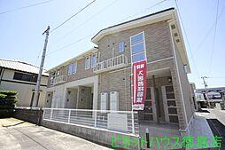 徳島県徳島市津田本町5の賃貸アパートの外観