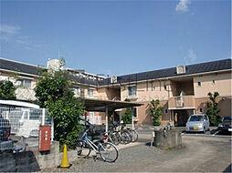 京都府京都市山科区西野山階町の賃貸アパートの外観