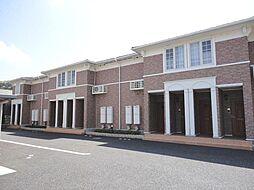 滋賀県東近江市佐野町の賃貸アパートの外観