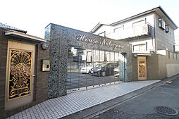 愛知県名古屋市名東区社口1丁目の賃貸アパートの外観