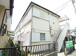 明原ホーム[103号室]の外観